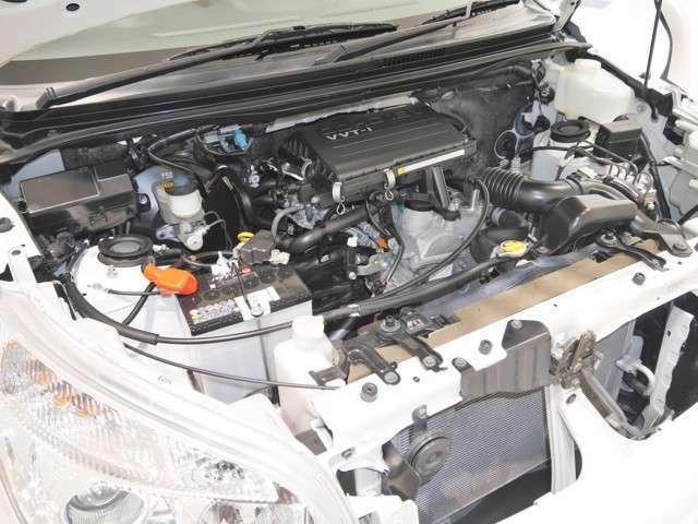1500ccエンジン☆エンジンルームもしっかり洗浄しています