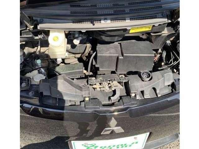 エンジンオイル交換済みです。定期的にオイル交換をしていましたので、エンジンも好調です!