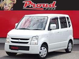 スズキ ワゴンR 660 FX /禁煙車/1年保証/キーレス/HLレベライザー