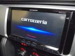 社外HDDナビゲーション【carrozzeria/AVIC-ZH99】装着!!☆フルセグTV視聴可能☆ミュージックサーバー(HDD・SD)☆Bluetooth接続☆DVD/CD再生機能付きです。