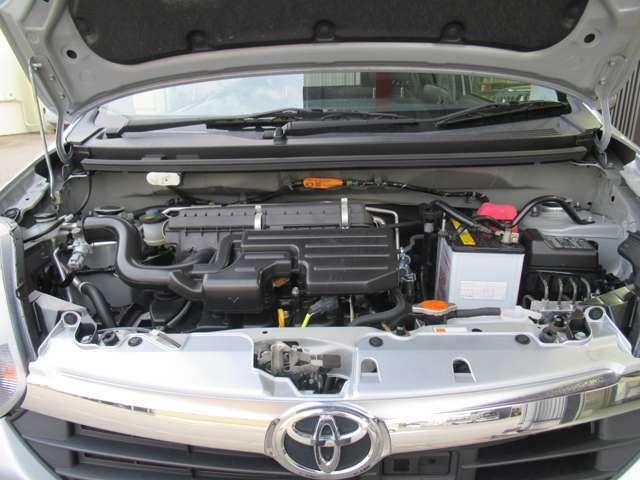 660ccのエンジンです!エンジン音も良好です!下廻りは、リフトに上げて点検済みです。各部オイル漏れやブーツ類の不具合はありません。エンジまわりもきれいです♪