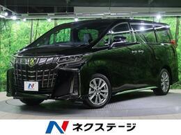 トヨタ アルファード 2.5 S タイプゴールド フリップダウンモニタ- 3眼LED サンルーフ