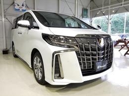 トヨタ アルファード 2.5 S タイプゴールド 2021/新車