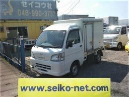 ダイハツ ハイゼットトラック 冷蔵冷凍車 デンソー冷蔵冷凍車 -7℃ タイベル交換済AT