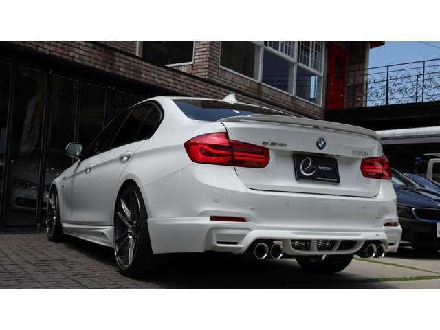 BMWの真骨頂であるスポーティーな走るを体感して頂くには、非常に良いエントリーモデルになるかと思いますので、