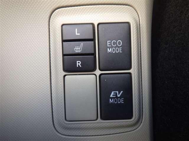 冬でも暖かいシートヒーター付きです♪寒い日でも快適に運転できますね♪