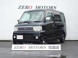 三菱 タウンボックス 660 RX ハイルーフ 4WD タ-ボ 4WD 修復無 キ-レス ETC アルミ 保証