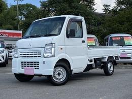 スズキ キャリイ 660 KCエアコン・パワステ 3方開 4WD オートマチック車