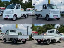 今回紹介させていただく車両は、H23キャリィトラックです。グレードはKCエアコン・パワステです。