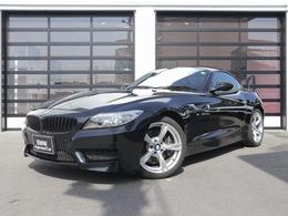 BMW Z4 sドライブ 35i Mスポーツ 黒革 社外Bカメラ・ドラレコ 前後PDC