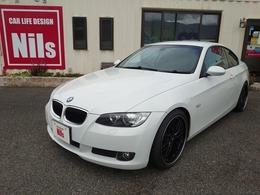 BMW 3シリーズクーペ 320i 19インチAW&ダウンサス リアスポ