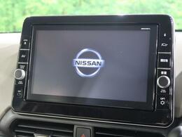 【純正9型ナビ】bluetoothやフルセグTVの視聴も可能です☆高性能&多機能ナビでドライブも快適ですよ☆