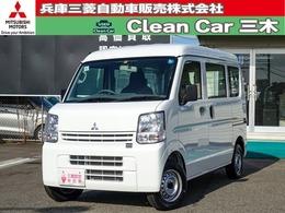 三菱 ミニキャブバン 660 M ハイルーフ 5AMT車 2ND発進 エアコン パワステ