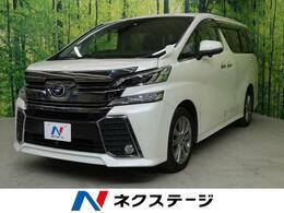 トヨタ ヴェルファイア 2.5 Z Aエディション 4WD 4WD 純正ナビ