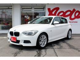 BMW 1シリーズ 116i Mスポーツ アップル1年保証