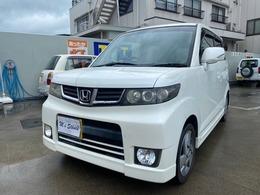 ホンダ ゼスト 660 スパーク W 車検令和3年8月/ナビ/ETC/スマートキー