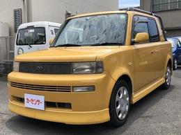 トヨタ bBオープンデッキ 1.5 観音開きドア ナビ
