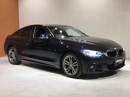 BMW 4シリーズグランクーペ 420i xドライブ Mスポーツ 4WD ACC インテリジェントセーフティ 黒革