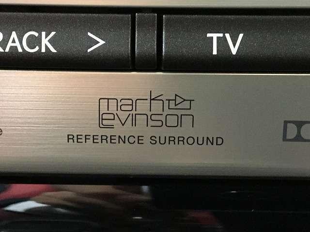 マークレビンソン付き☆良質なサウンドをお楽しみいただけます♪
