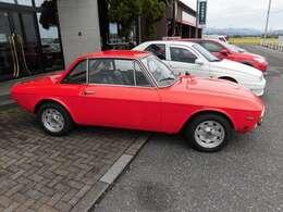 ☆フルヴィアは1600HFモデルのラリーでの活躍で知られ、1972年にはWRCチャンピオンカーとなった車になります☆
