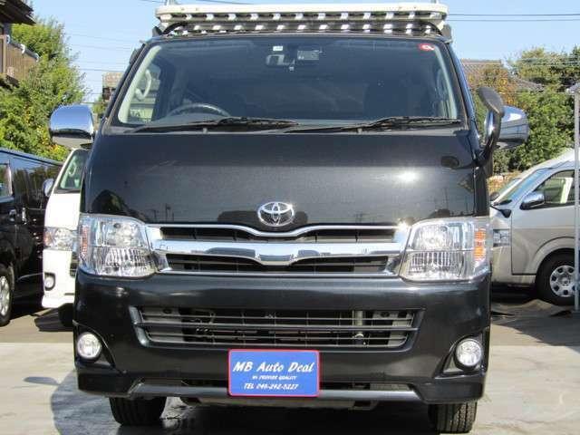 平成24年10月登録 / 型式CBF-TRH200V / 4ナンバー / 小型貨物車 / 車検整備付 / 2000cc / 5人乗 / ガソリン車