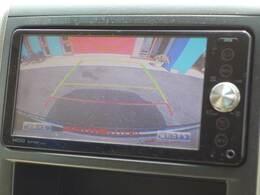 純正ナビ搭載。バックカメラ搭載ですので駐車も簡単です。