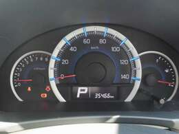 走行距離は約35,500キロでまだまだです!