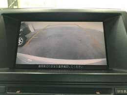 ☆バックカメラ付きで駐車の苦手な方でも安心です!