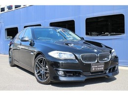 BMW 5シリーズ 523i 直6 2.5L シュニッツアーエアロ