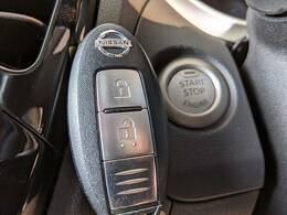 【インテリキー】車内へのアクセスやエンジン始動が楽々に行える今や必須アイテムのキー複製防止の「イモビライザー」まで備わっております。