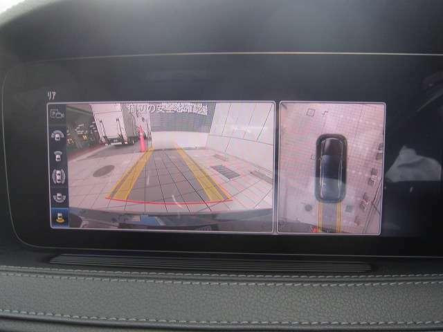 【バックカメラ・360°システム】