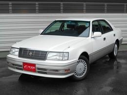 トヨタ クラウン 2.5 ロイヤサルーン Four 4WD ワンオーナー Pシート 屋根下保管