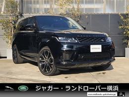 ランドローバー レンジローバースポーツ HSE ダイナミック (ディーゼル) 4WD 茶革 DriverAssistPK メーカーO/P付