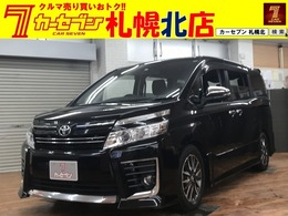 トヨタ ヴォクシー 2.0 ZS 煌 4WD BIGXプレミアムBカメテレビ両側パワスラ