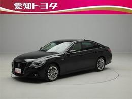 トヨタ クラウンロイヤル HV 3.5S トヨタ認定中古車 ワンオーナー車