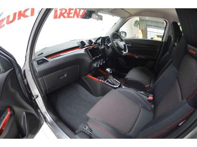冬の朝などにうれしい、シートバックと座面を温めるシートヒーターをフロント運転席に装備しております