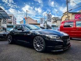 BMW Z4 sドライブ 23i ローダウン19インチアルミスポイラー