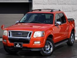 フォード エクスプローラースポーツトラック V8 リミテッド 4WD ディーラー車 4WD サンルーフ