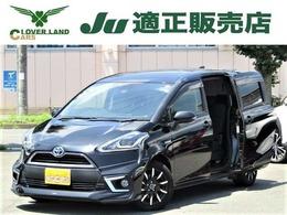 トヨタ シエンタ ハイブリッド 1.5 G セーフティS/フリップダウン/モデリスタ