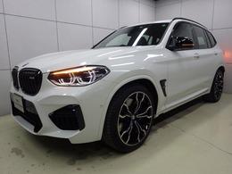 BMW X3 M コンペティション 4WD パノラマサンルーフ ブラックレザー