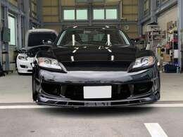 綺麗な車両です。ガレージ保管車。