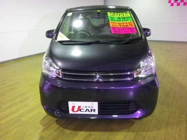 この度はご覧頂きありがとうございます。当店は「北海道三菱クリーンカー札幌東」です。札幌新道に面したガラス張りの屋内展示場になります。天候を気にせずゆっくりとお車をお選び頂けます。