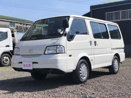 マツダ ボンゴバン 1.8 DX 低床 作業車 PW ETC Bluetooth 最大積載1150キロ
