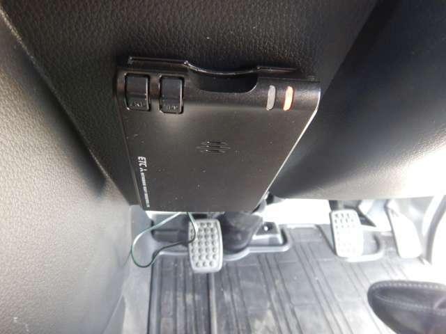 ◆ETC装着車◆料金所での煩わしさを解消することが可能なETC装着車です!高速道路利用時に、乗り口や料金所での停車せずに通行が可能です。(別途ETCカードをご利用下さい)
