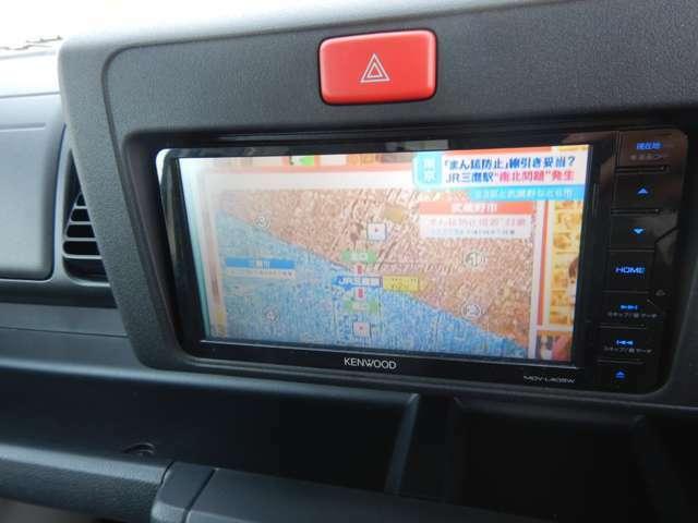 ◆テレビ視聴可能◆テレビ機能がついておりますので、お出掛け先でもお好きな番組を視聴することが出来ます!安全の為、運転しながらの視聴はお控えください~!