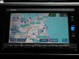 ギャザズベーシックインターナビVXM174VFi メモリーナビゲーション搭載です DVD再生 Bluetooth接続 フルセグチューナー付きです