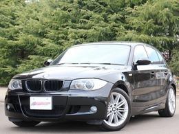 BMW 1シリーズ 116i Mスポーツパッケージ Mスポーツ ナビ ETC 純正17インチアルミ