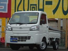 ダイハツ ハイゼットトラック 660 スタンダード 農用スペシャル 3方開 4WD 5速MT AMFMラジオ エアバッグ