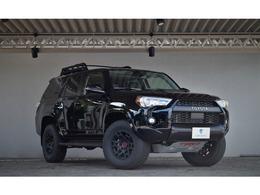 米国トヨタ 4ランナー TRD PRO 4WD 2021年モデル