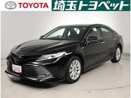 トヨタ カムリ 2.5 G トヨタ認定中古車 LEDヘッドラ イト